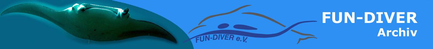 Newsletter-Archiv des FUN-DIVER e.V.